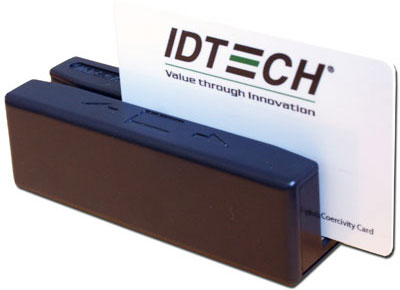 ID Tech Secure Mag Card Scanner