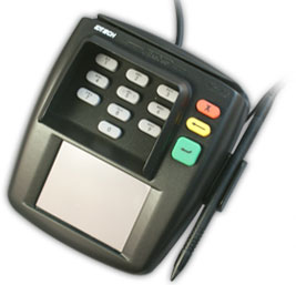 ID Tech Sign&Pay Payment Terminal