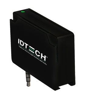 ID Tech UniPay Card Scanner