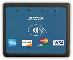 ID Tech Xpress CM100 Card Scanner
