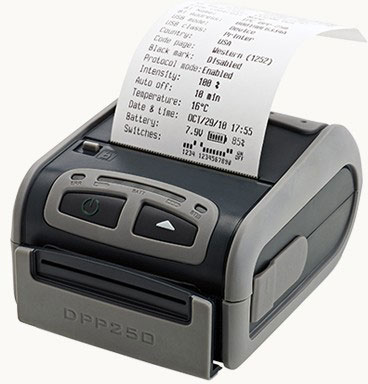 Infinite Peripherals DPP-250 Portable Printer
