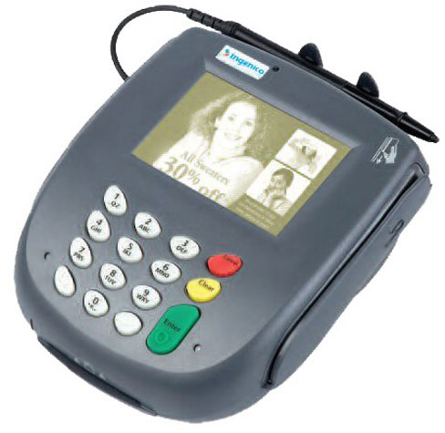 Ingenico i6580 Payment Terminal
