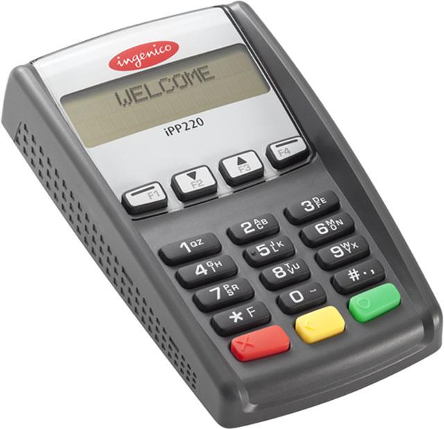 Ingenico iPP 220 Payment Terminal