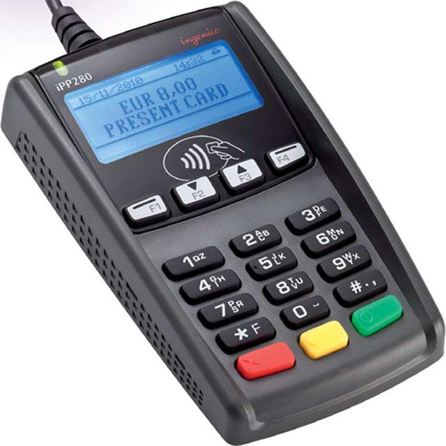 Ingenico iPP 250 Payment Terminal