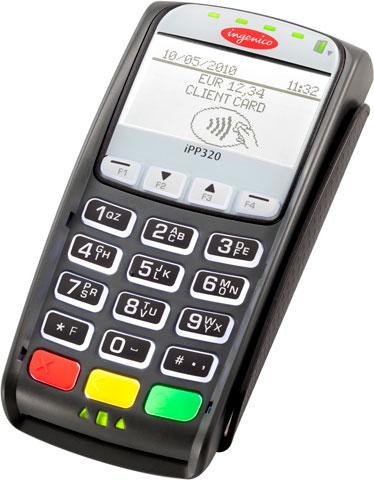 Ingenico iPP320 Payment Terminal