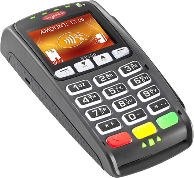Ingenico iPP 350 Payment Terminal