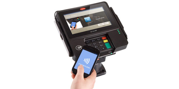 Ingenico iSC Touch 480 Payment Terminal