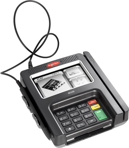 Ingenico iSC 220 Payment Terminal