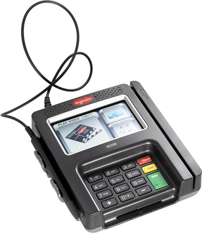 Ingenico iSC 250 Payment Terminal