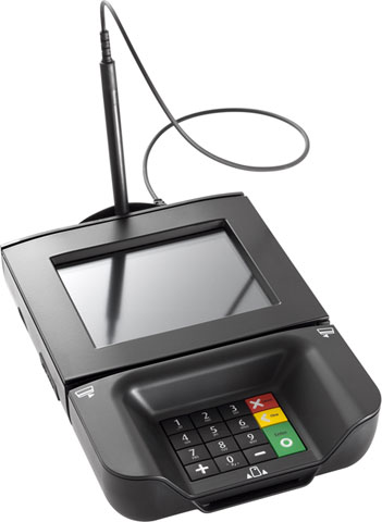 Ingenico iSC 350 Payment Terminal