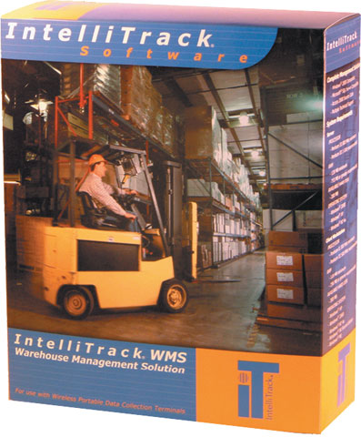 IntelliTrack WMS Warehouse Management Software 8.1 Inventory Software