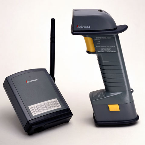 Intermec Sabre 1552 Scanner