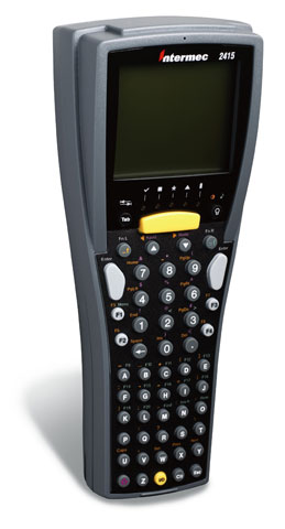 Intermec 2415 Hand Held Computer