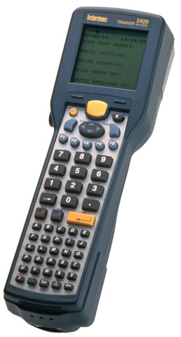 Intermec 2420 Trakker Antares Hand Held Computer