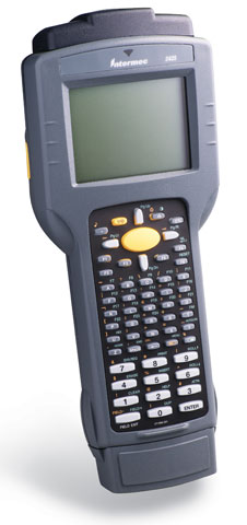 Intermec 2435 Hand Held Computer