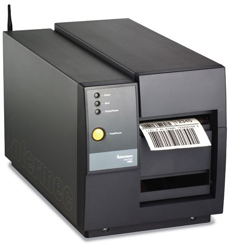 Intermec 3400 Printer