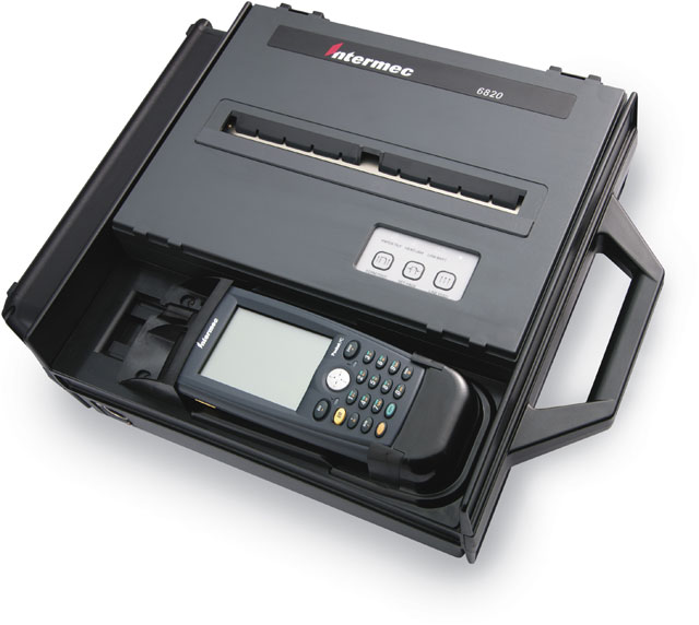 Intermec 6820 Portable Printer
