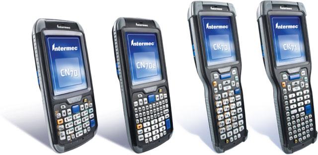 Intermec 70 Series: CN70, CN70e, CK70, CK71 Hand Held Computer