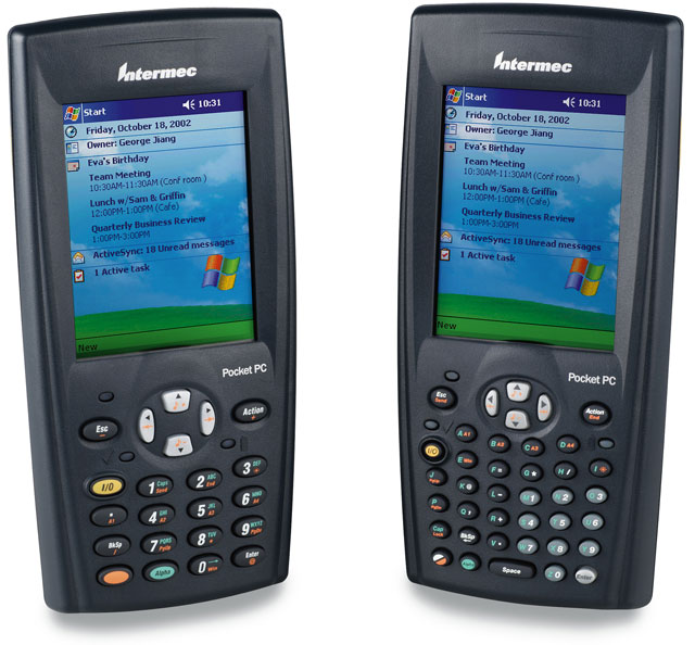Intermec 700 Series Hand Held Computer
