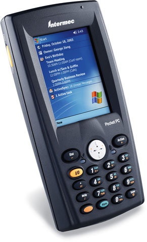 Intermec 730B Hand Held Computer