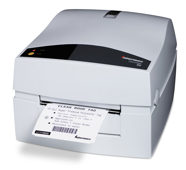 Intermec C4 Printer