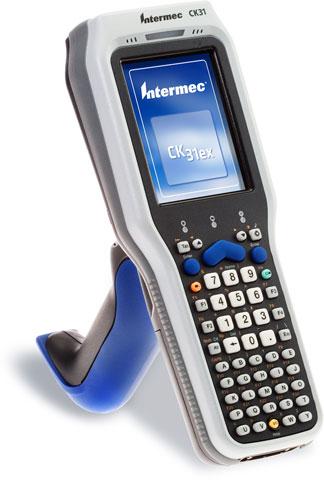 Intermec CK 31ex Hand Held Computer