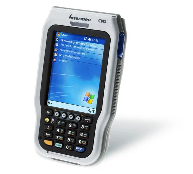 Intermec CN2B Hand Held Computer