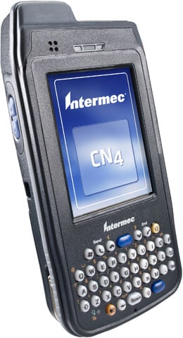 Intermec CN4 Hand Held Computer