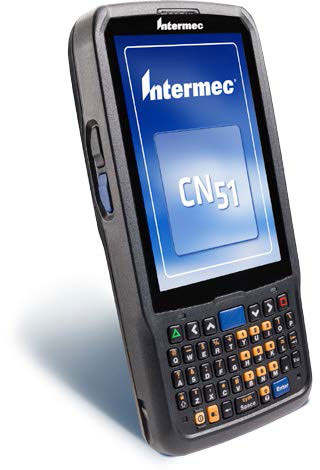 Intermec CN 51 Hand Held Computer