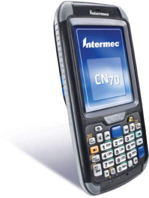 Intermec CN 70 Hand Held Computer