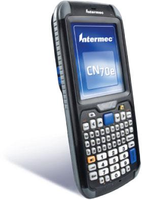 Intermec CN70e Non-Incendive Hand Held Computer