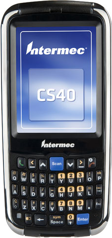 Intermec CS 40 Hand Held Computer