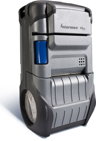 Intermec PB 21 Portable Printer