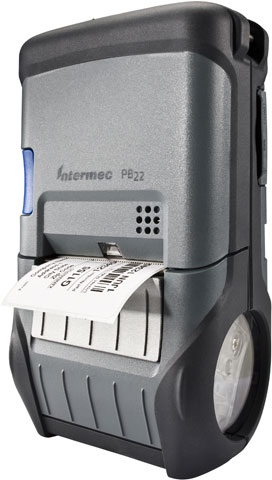 Intermec PB 22 Portable Printer