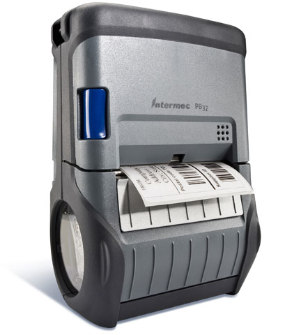 Intermec PB 32 Portable Printer