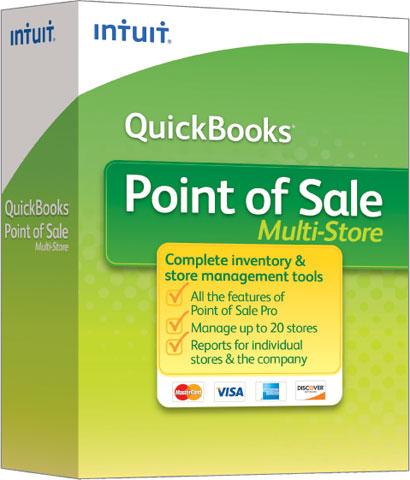 Intuit QuickBooks POS Multi-Store POS Software