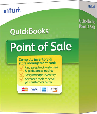 Intuit QuickBooks POS POS Software