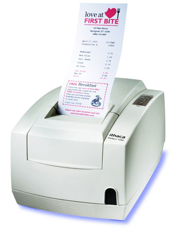 Ithaca POS jet 1000 Printer