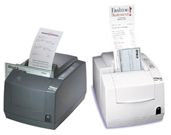 Ithaca POS jet 1500 Printer