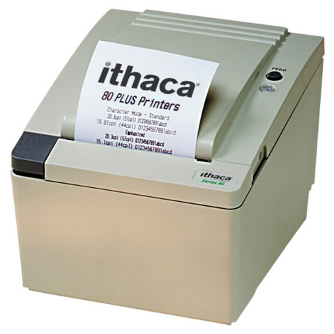 Ithaca 80 PLUS Printer