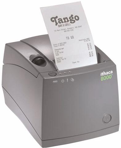 Ithaca 8000 Printer