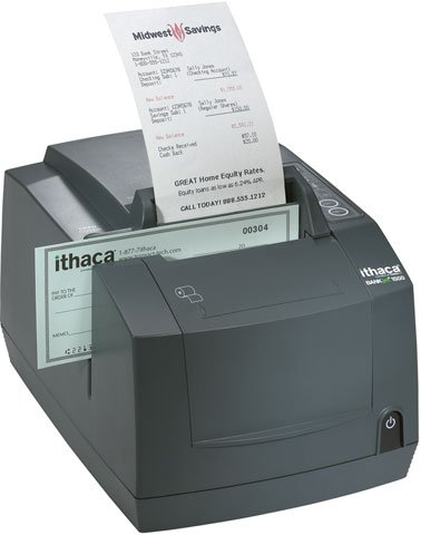 Ithaca BANK jet 1500 Printer