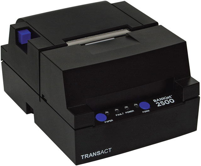 Ithaca BANK jet 2500 Printer