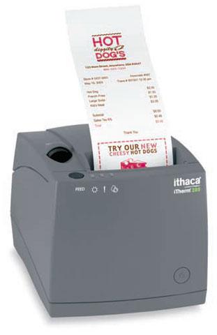 Ithaca 280 Printer