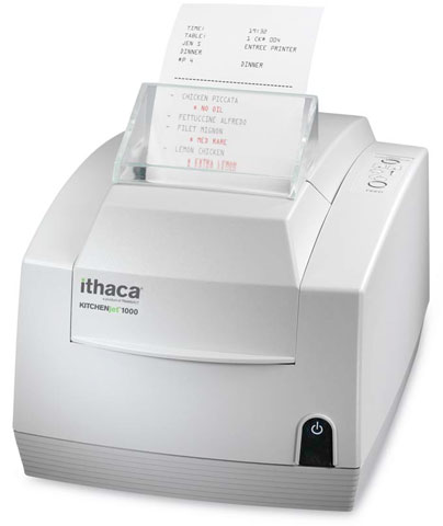 Ithaca KITCHEN jet 1000 Printer