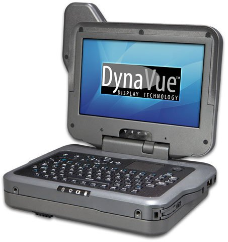 Itronix GD2000 Rugged Laptop