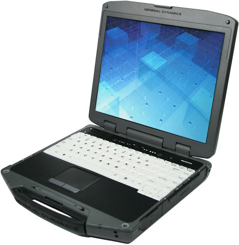 Itronix GD8000 Rugged Laptop