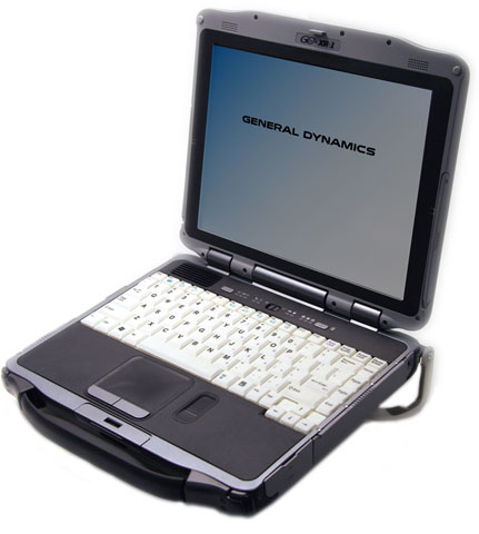 Itronix XR-1 Rugged Laptop