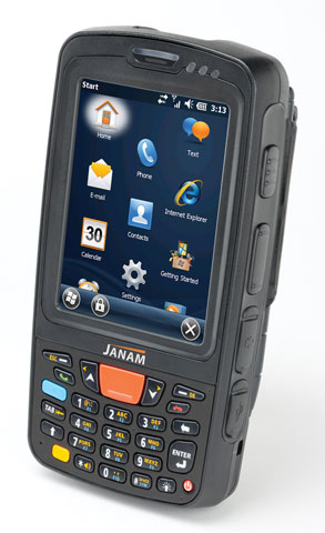 Janam XT85 Hand Held Computer