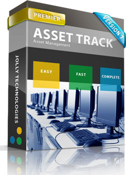 Jolly AssetTrack Asset Tracking Software